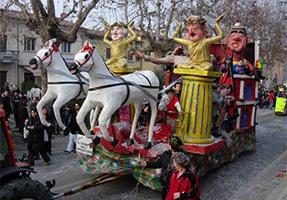 Carnevale a Mordano